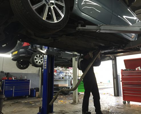 Exhaust Repair Mansfield